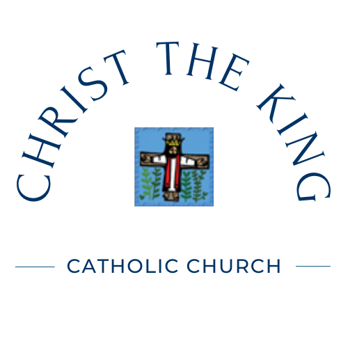 Logo for Catholic Parish of Christ the King Chingford