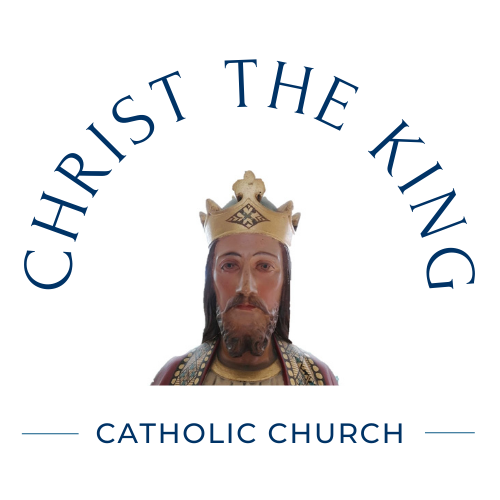 Logo for Catholic Parish of Christ the King Chingford